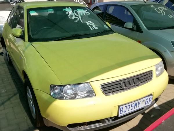 2001 Audi A3 1.8  Gauteng Boksburg_0