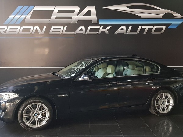 2010 BMW 5 Series 530d Exclusive At f10  Gauteng Sandton_0