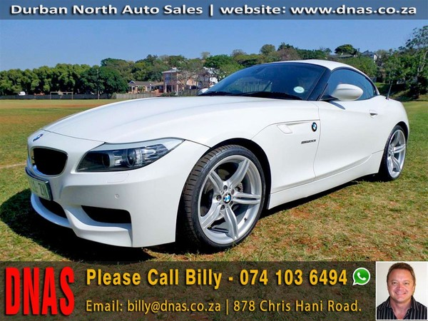 2011 BMW Z4 Sdrive30i At  Kwazulu Natal Durban North_0