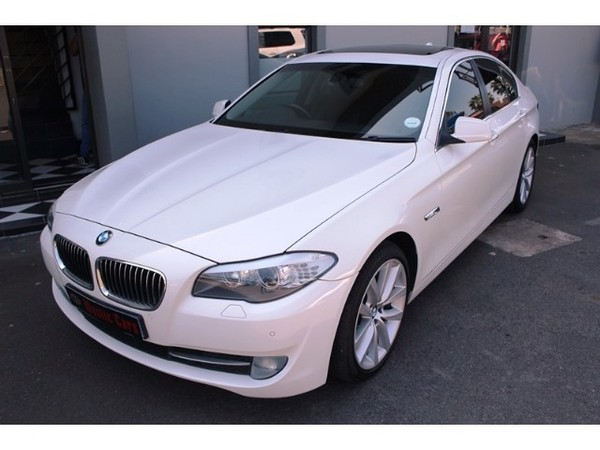 2011 BMW 5 Series 530d Exclusive At e60  Kwazulu Natal Durban_0