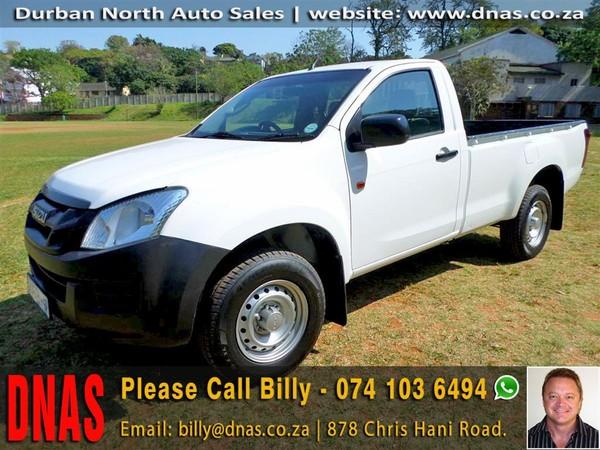 2013 Isuzu KB Series 250 D-TEQ Fleetside Safety Single cab Bakkie Kwazulu Natal Durban North_0