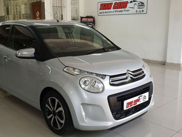 2015 Citroen C1 1.0 Feel 5-Door Kwazulu Natal Durban_0