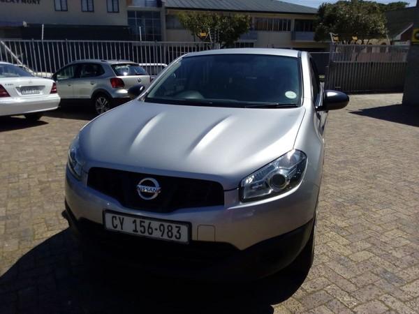 2013 Nissan Qashqai 1.6 Visia  Western Cape Plumstead_0