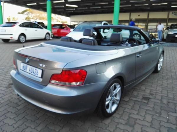2010 BMW 1 Series 125i Convertible At  Kwazulu Natal Pinetown_0