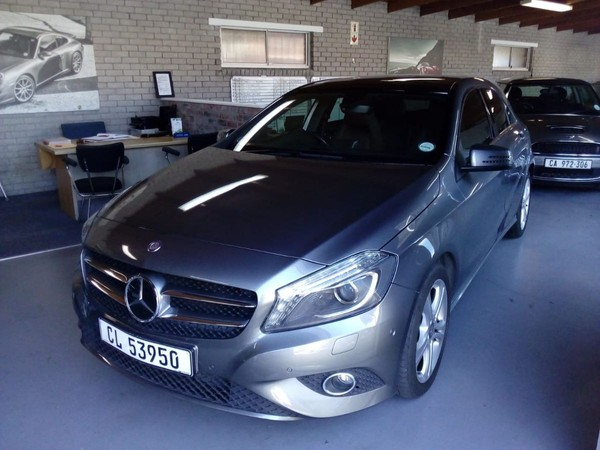 2014 Mercedes-Benz A-Class A 220 Cdibe At  Western Cape Plumstead_0
