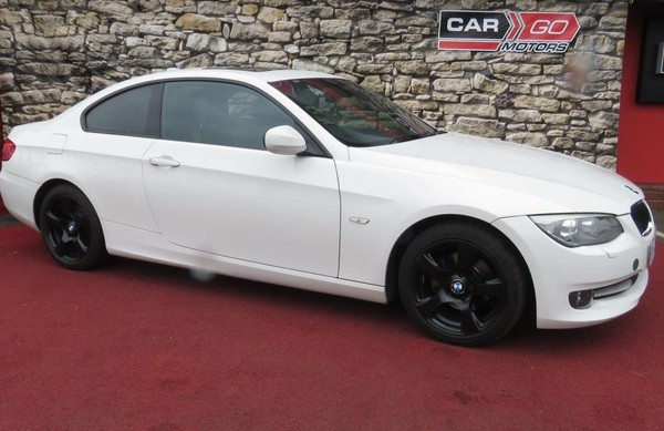 2011 BMW 3 Series 320i Coupe At e92  Kwazulu Natal Hillcrest_0