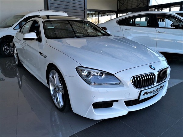 2013 BMW 6 Series BMW 640i Gran Coupe Eastern Cape Port Elizabeth_0