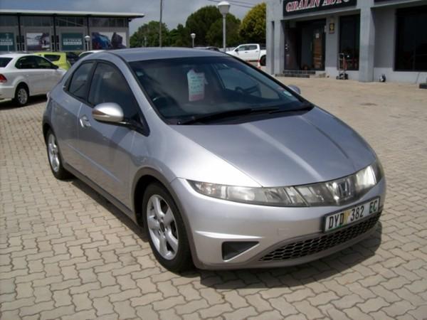 2008 Honda Civic 1.8 Vxi  Eastern Cape Port Elizabeth_0