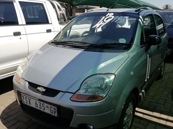 2010 Chevrolet Spark Lite L 5dr  Gauteng Boksburg_0