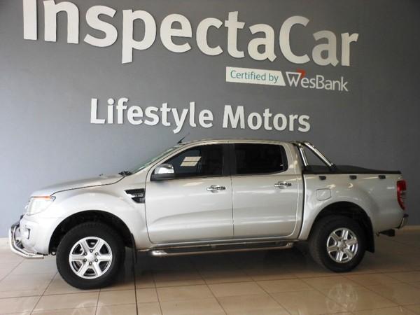 2012 Ford Ranger 3.2TDCi XLt 4X4 AT Pu DCab Auto Gauteng Centurion_0