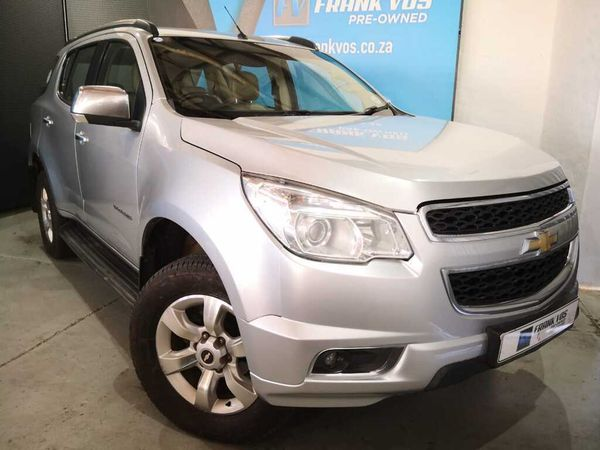 2013 Chevrolet Trailblazer 2.8 Ltz At  Western Cape Worcester_0