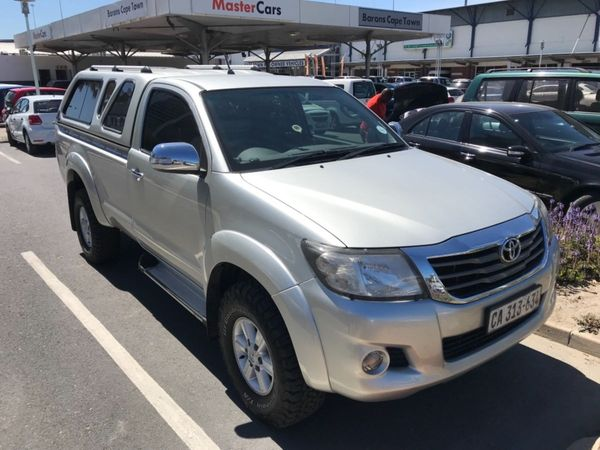 2012 Toyota Hilux 2.7 Vvti Raider Rb Pu Sc  Western Cape Plumstead_0