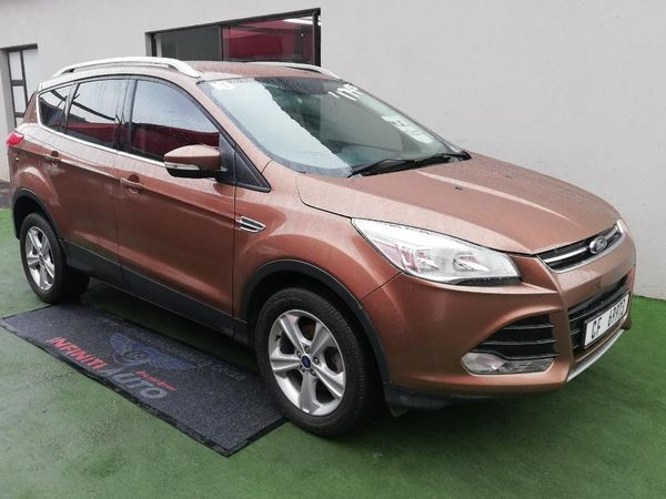 2015 Ford Kuga 1.6 Ecoboost Trend Gauteng Boksburg_0