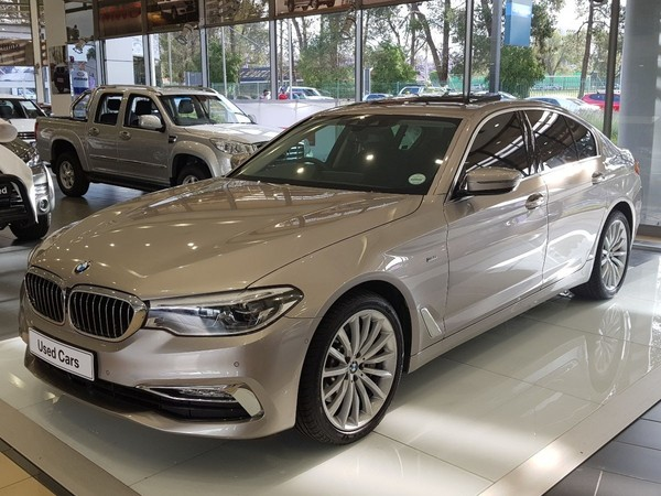 2017 BMW 5 Series 530i Luxury Line Auto Gauteng Pretoria_0