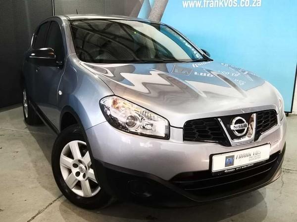 2011 Nissan Qashqai 1.6 Visia  Western Cape Worcester_0