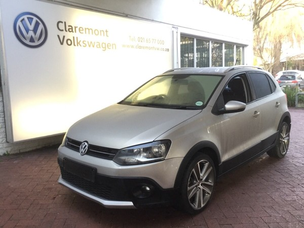 2012 Volkswagen Polo 1.6 Tdi Cross  Western Cape_0