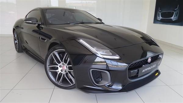 2018 Jaguar F-TYPE 3.0 V6 SC Coupe Sport LE Gauteng Roodepoort_0