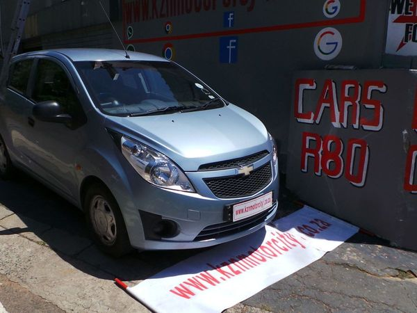 2010 Chevrolet Spark Lite Ls 5dr  Kwazulu Natal Durban_0