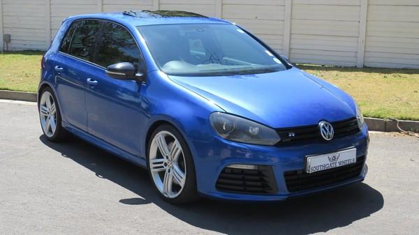 2012 Volkswagen Golf Vi  2.0 Tsi R  Gauteng Johannesburg_0