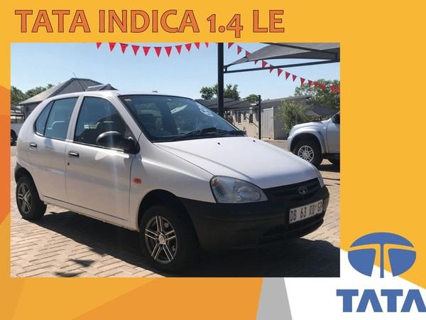 2014 TATA Indica 1.4 Le  Gauteng Pretoria_0