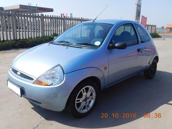 2006 Ford Ka Trend  Gauteng Brakpan_0