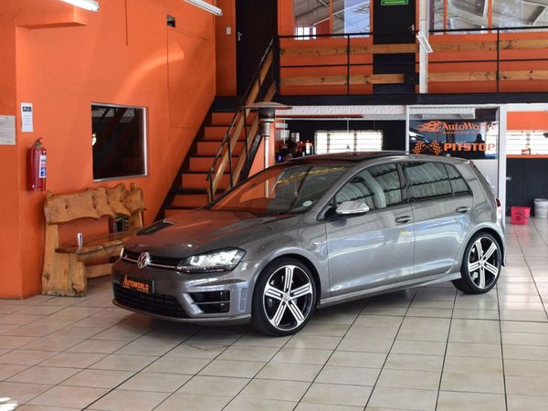 2014 Volkswagen Golf GOLF VII 2.0 TSI R DSG Western Cape Goodwood_0