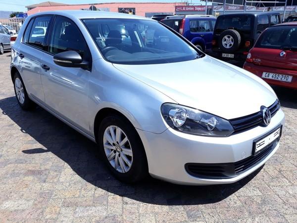 2011 Volkswagen Golf Vi 1.4 Tsi Trendline  Western Cape Plumstead_0