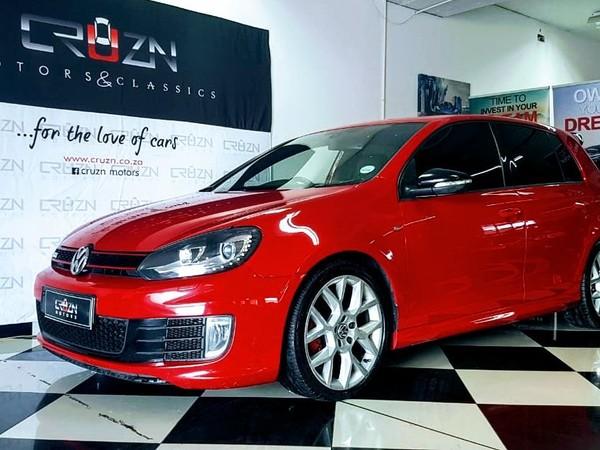 2012 Volkswagen Golf Vi Gti 2.o Tsi  Dsg Ed35  Kwazulu Natal Durban North_0