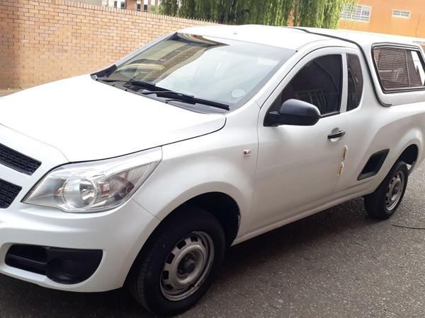 2016 Chevrolet Corsa Utility 1.4 Sc Pu  Gauteng Jeppestown_0