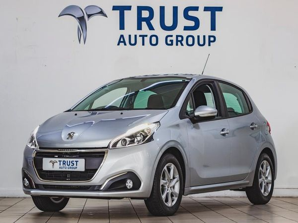 2019 Peugeot 208 Active 1.2 Puretech 5-Door Western Cape Cape Town_0