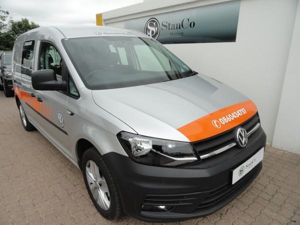 2018 Volkswagen Caddy MAXI Crewbus 2.0 TDi Mpumalanga Secunda_0