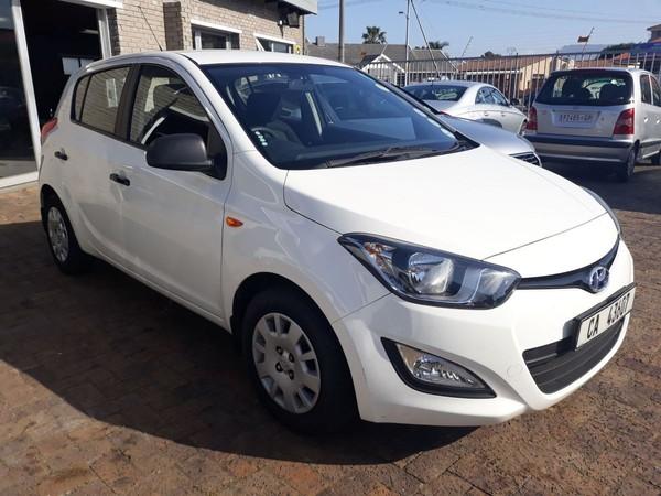 2014 Hyundai i20 1.2 Motion  Western Cape Plumstead_0