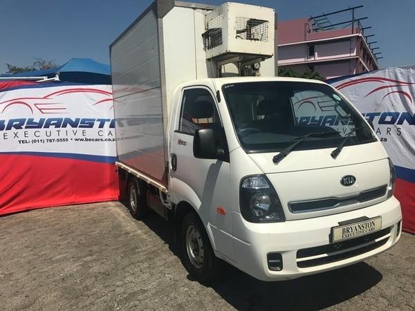 2015 Kia K 2500 Single Cab Bakkie Gauteng Bryanston_0