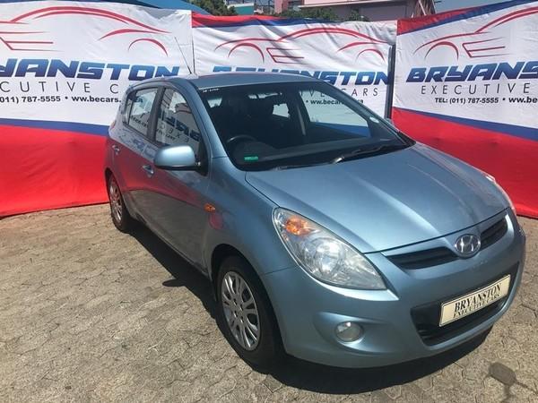 2012 Hyundai i20 1.6  Gauteng Bryanston_0