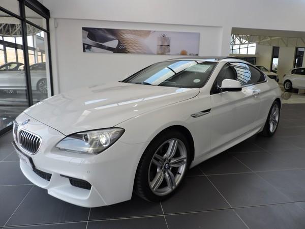 2013 BMW 6 Series 640D Coupe M Sport Auto Western Cape Somerset West_0