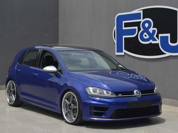 2015 Volkswagen Golf GOLF VII 2.0 TSI R DSG Gauteng Vereeniging_0