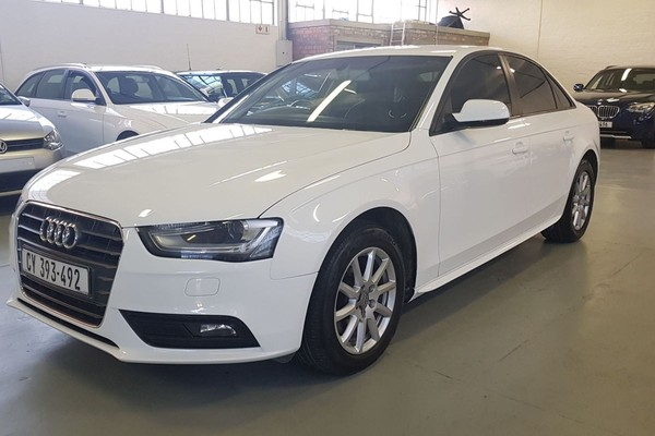 2012 Audi A4 1.8t SE Multitronic Immaculate with Sunroof Western Cape Maitland_0