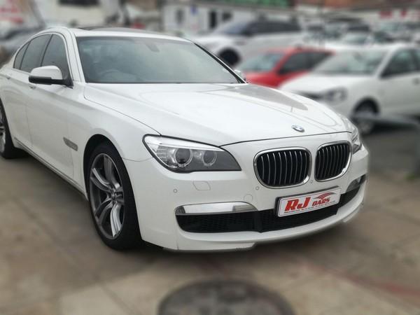 2013 BMW 7 Series 730d M Sport f01  Kwazulu Natal Durban_0