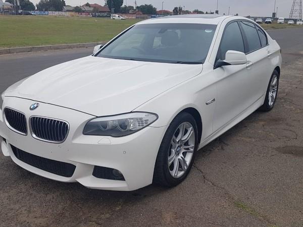 2014 BMW 5 Series 530d Auto M Sport Gauteng Johannesburg_0
