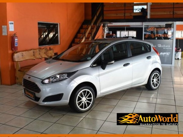 2017 Ford Fiesta 1.4 Ambiente 5-Door Western Cape Goodwood_0