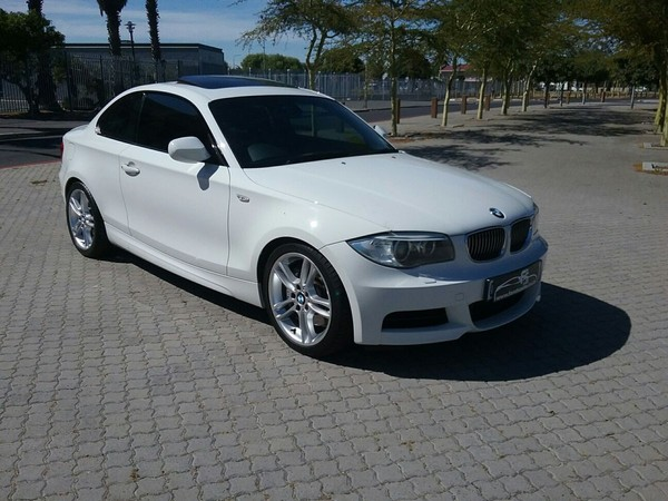 2012 BMW 1 Series 135i Coupe Sport At  Western Cape Cape Town_0
