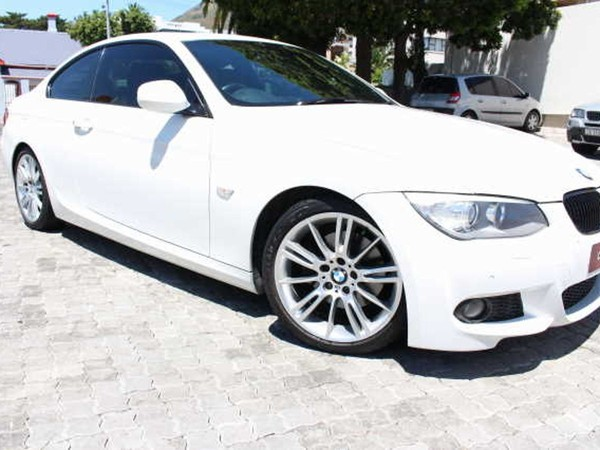 2011 BMW 3 Series BMW 325i Coupe  Western Cape Cape Town_0