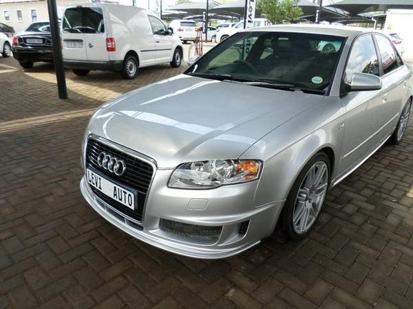 2006 Audi A4 2.0t Fsi Dtm b7  Gauteng Pretoria_0