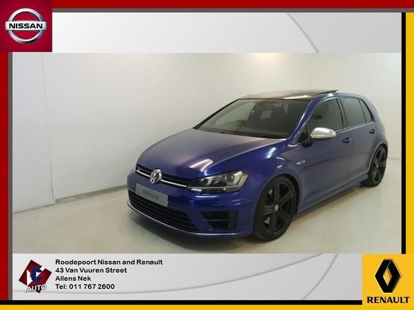 2014 Volkswagen Golf GOLF VII 2.0 TSI R DSG Gauteng Roodepoort_0