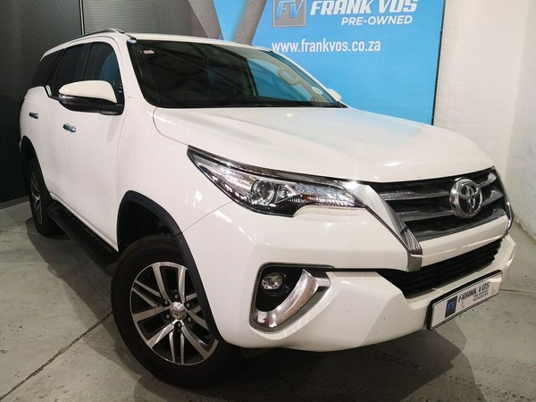 2019 Toyota Fortuner 2.8GD-6 RB Auto Western Cape Worcester_0