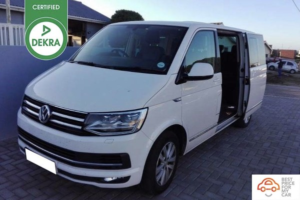 2016 Volkswagen Caravelle 2.0 BiTDi Highline DSG Western Cape Goodwood_0