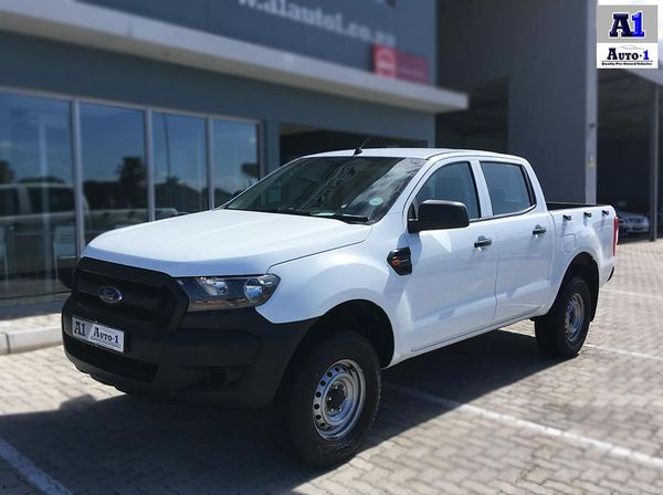 2017 Ford Ranger 2.2TDCi Double Cab Bakkie Eastern Cape Port Elizabeth_0