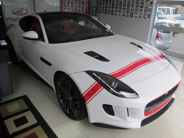 2015 Jaguar F-TYPE R 5.0 V8 Coupe AWD Western Cape Western Cape_0