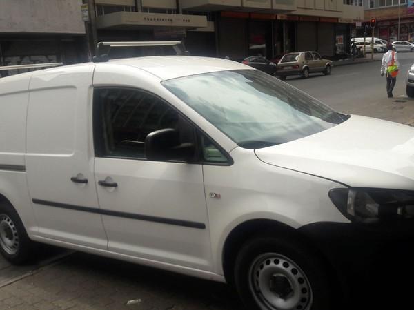 2014 Volkswagen Caddy 2.0TDi Trendline Gauteng Johannesburg_0