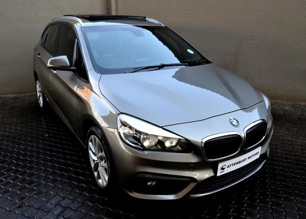 2015 BMW 2 Series 220i Luxury Line Active Tourer Auto Gauteng Pretoria_0
